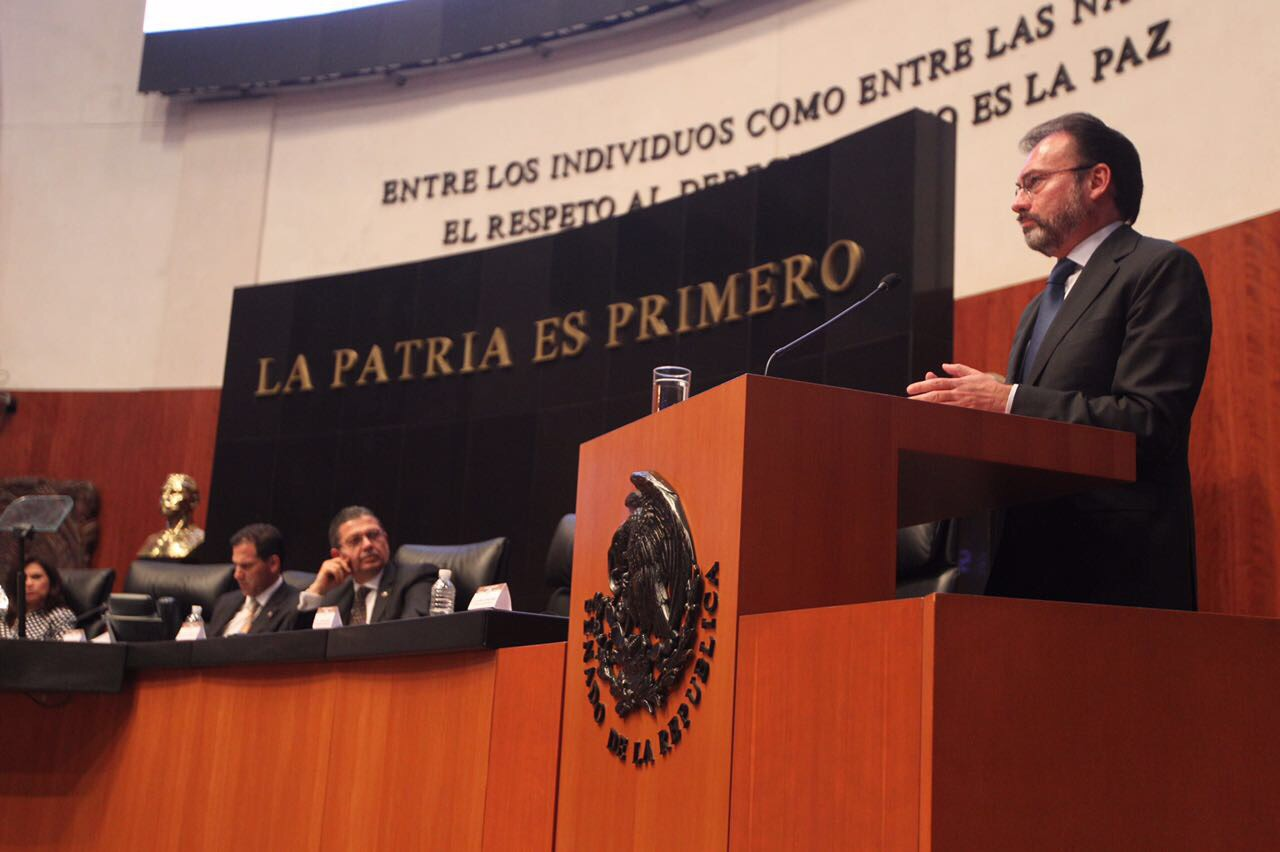 Canciller Videgaray