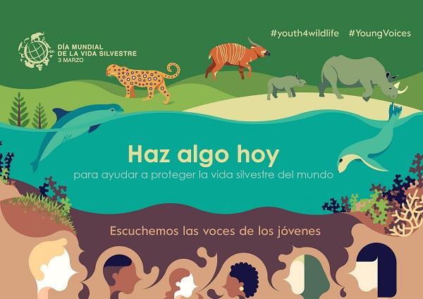 ía Mundial de la Vida Silvestre