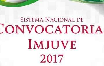 ¡Participa en alguna de las 26 convocatorias que el Imjuve tiene para ti!