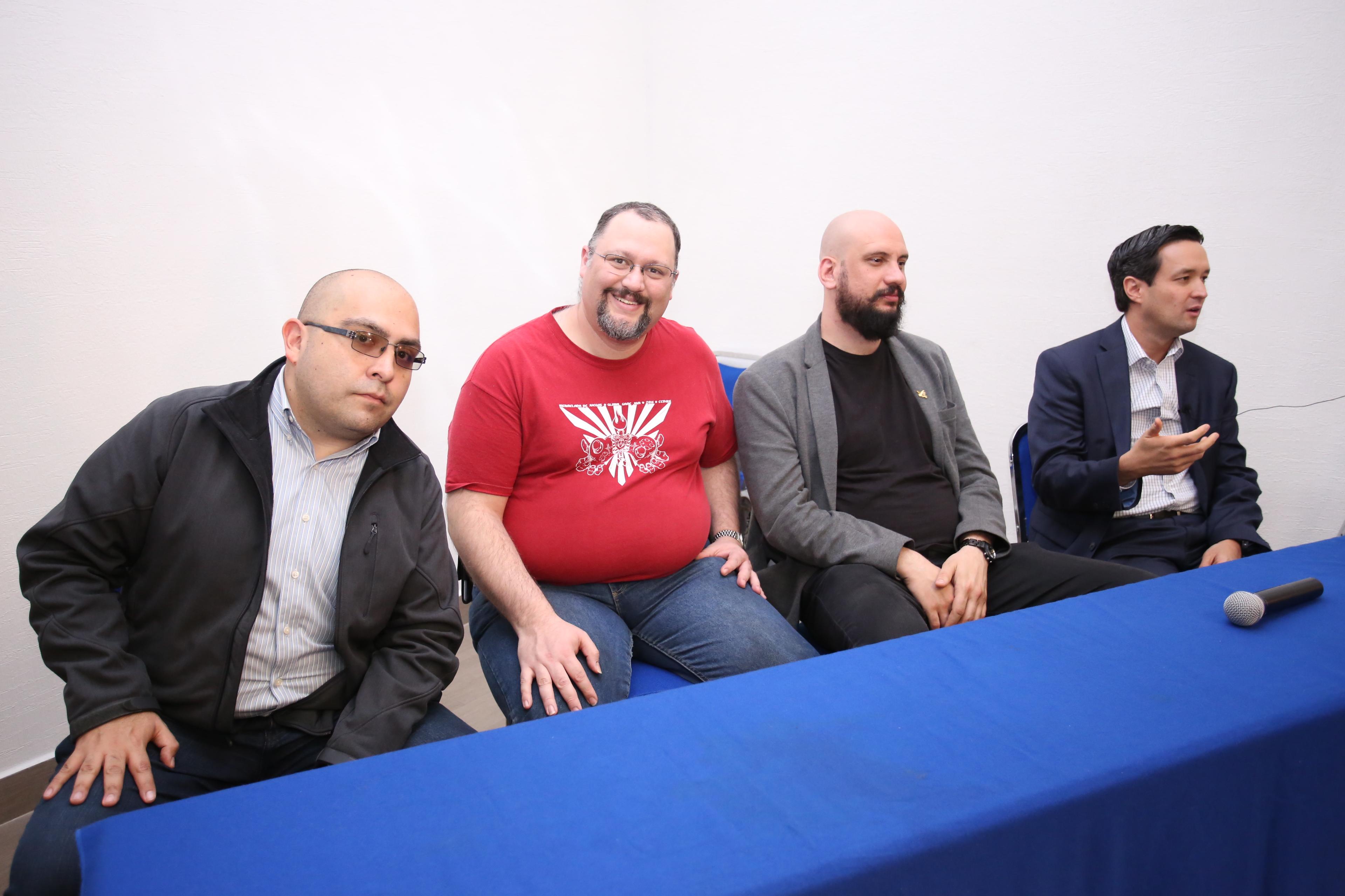 """Se lleva a cabo el Taller: """"Producción y Comercialización de Videojuegos"""", en el marco de las Jornadas Expo Ingenio 2017"""