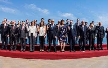 El Canciller Luis Videgaray Caso viaja a Chile para participar en reuniones de la Alianza del Pacífico.