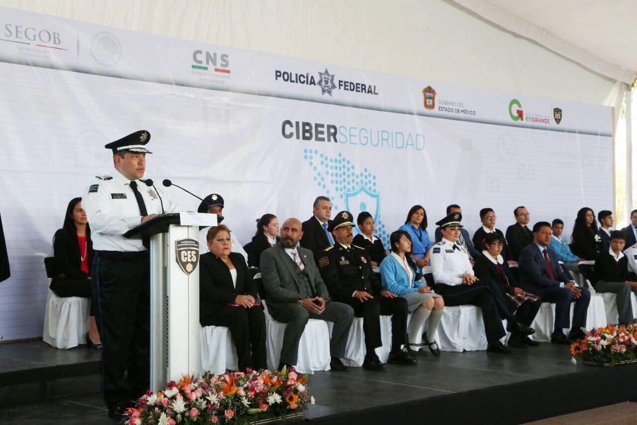 Policía Federal impulsa la campaña Ciberseguridad México 2017