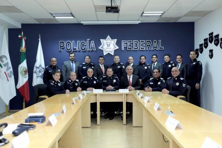 Policía Federal suma capacidades con Cisco Systems para prevenir y atender delitos cibernéticos en la República Mexicana
