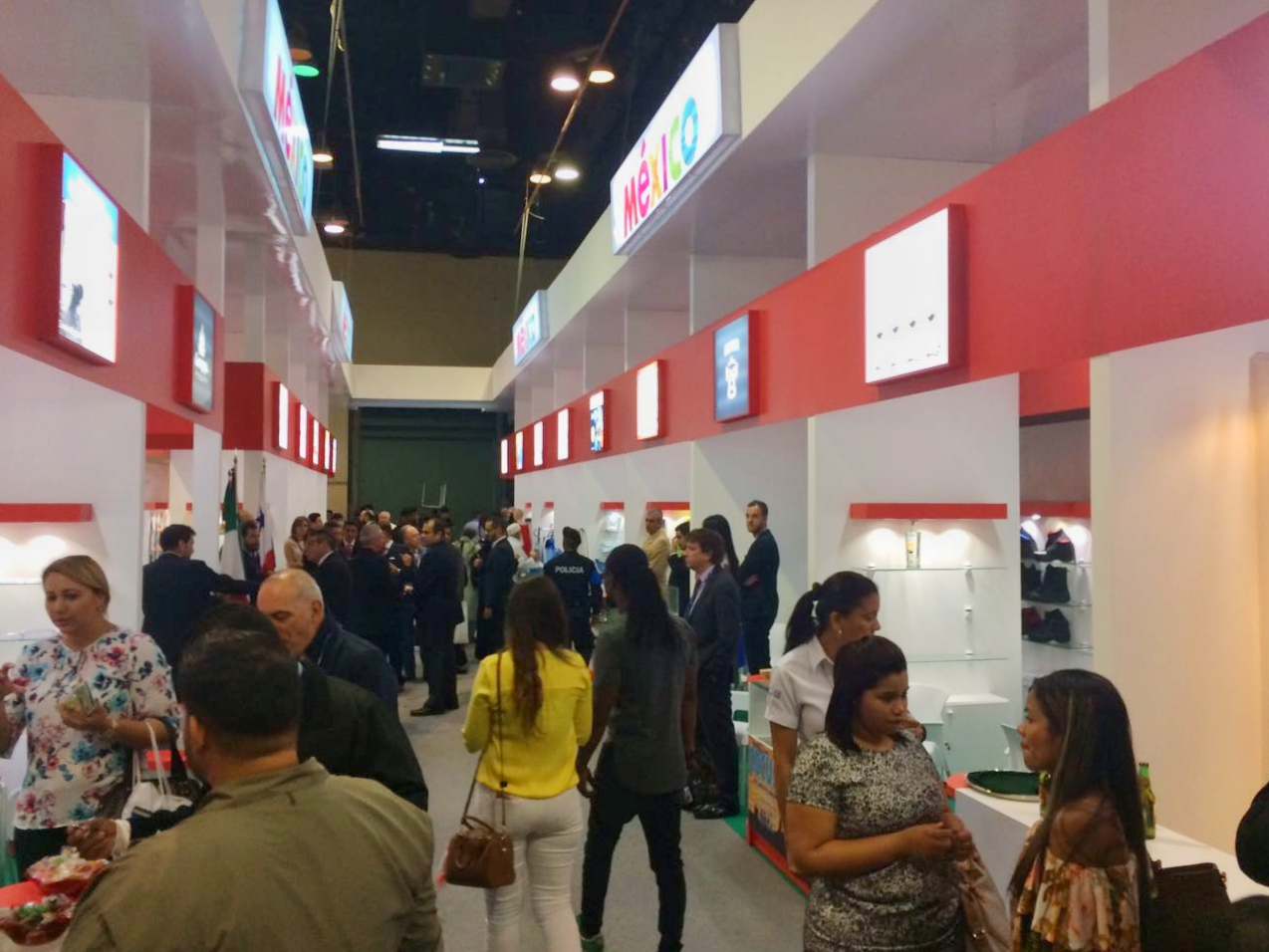 Panama: Mexican companies achieved more than one million dollars in sales
