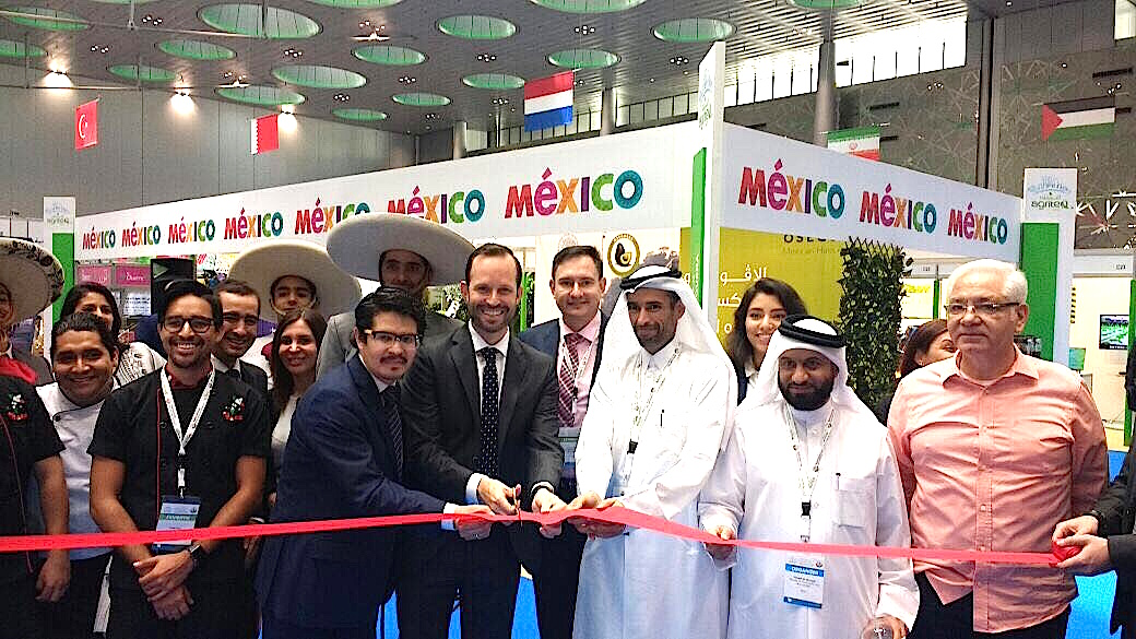 Mexican companies present their products in Qatar