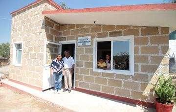 Entrega gobierno de la rep blica vivienda a comunidades - Programa para planos de viviendas ...