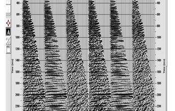 Procesamiento sísmico en tiempo