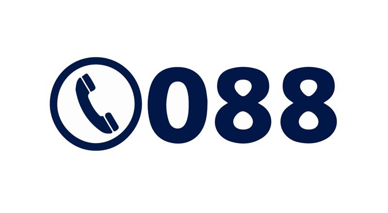 088 + 911 Responder ante cualquier llamado