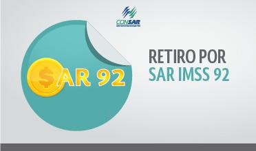 Retiro por SAR IMSS 92