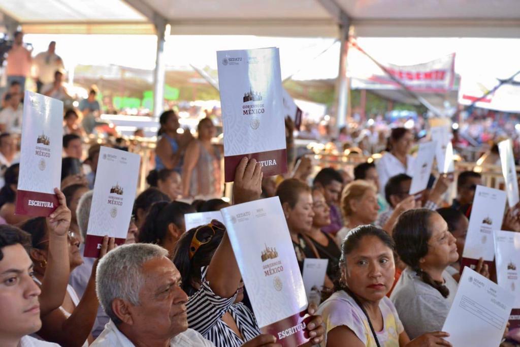 Programa para Regularizar Asentamientos Humanos