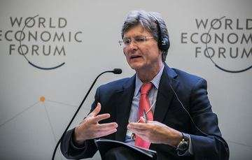 Enrique de la Madrid en el World Economic Forum (WFE)
