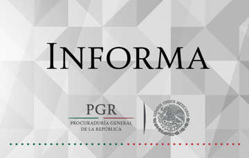 La Procuraduría General de la República informa de la detención provisional con fines de extradición internacional de Javier Duarte de Ochoa