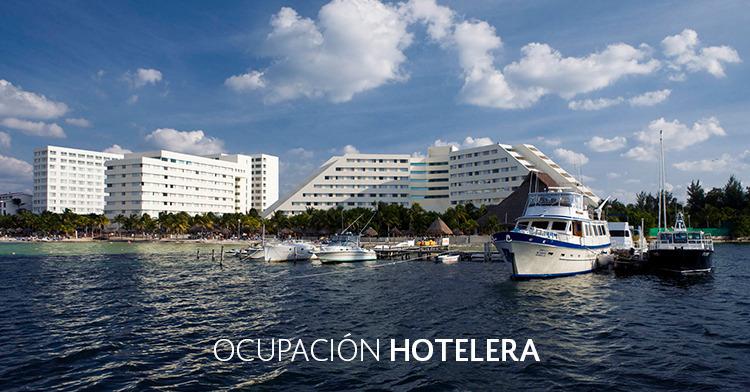 Ocupación Hotelera #SemanaSanta2017