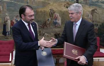 12th Meeting of the Spain-Mexico Binational Commission