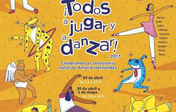 Festival Todos a jugar y a danzar