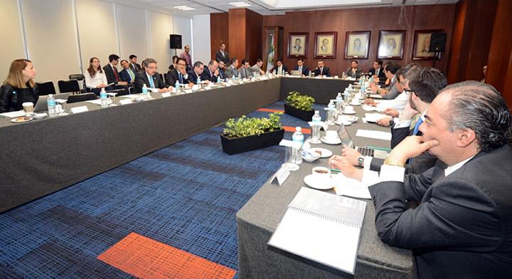 Tercera Sesión Plenaria del Grupo de Trabajo Plural en Compras Públicas.