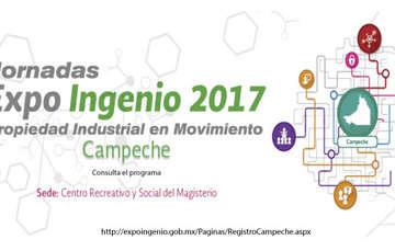 Hoy en Jornadas Expo Ingenio 2017 Campeche