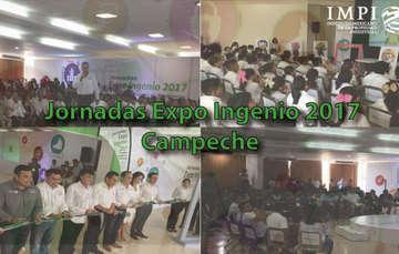 Inician Jornadas Expo Ingenio Campeche, segunda sede anfitriona en 2017