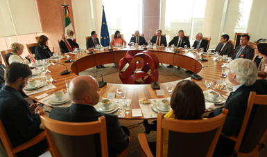 Second Round of Negotiations to Update Political and Cooperation Aspects of the Mexico-EU Global Agreement