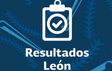 Resultados Academia CONADE León