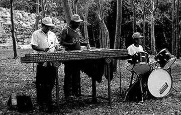 La música en los pueblos indígenas de Calakmul, Campeche.