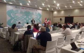 La XXII reunión anual del Comité Trilateral México-Canadá-EUA para la conservación y manejo de la vida silvestre y los ecosistemas