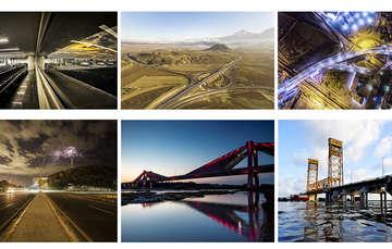 #Infraestructura en cada estado del país
