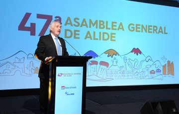 Jacques Rogozinski, director general de Nafin.