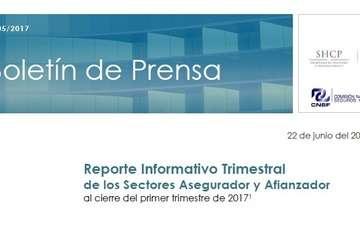 Boletín de Prensa CNSF 05/2017