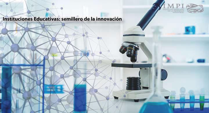 La UNAM y el ITESM, instituciones educativas que más patentan: IMPI