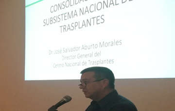 PRIMERA REUNIÓN NACIONAL DEL CENTRO NACIONAL DE TRASPLANTES