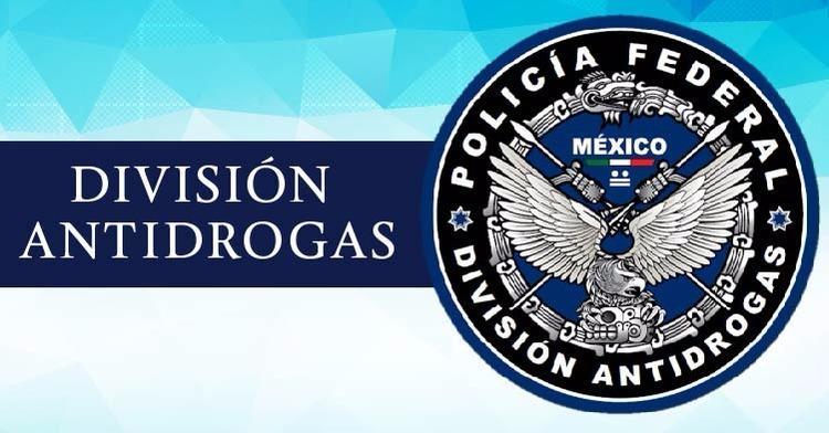 División Antidrogas de la Policía Federal