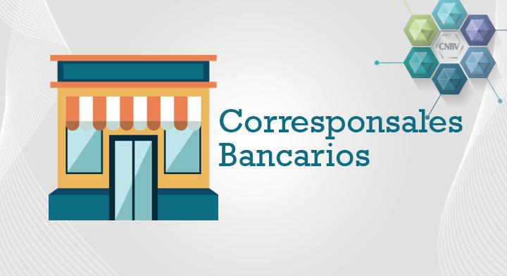 Corresponsales Bancarios   Comisión Nacional Bancaria y de