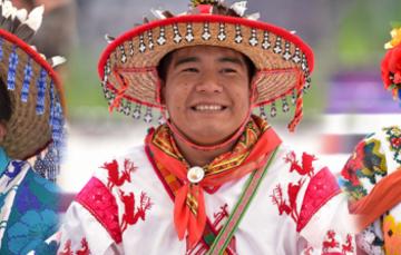 25.7 millones de personas se autoadscriben como indígenas.