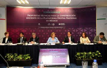 La Plataforma Digital Nacional, herramienta importante para el eficaz funcionamiento del SNA