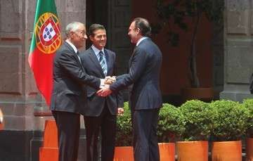 State Visit of the Portuguese President to Mexico