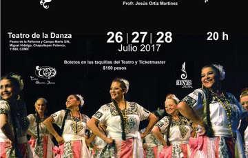 Danza: México mestizo y señorial
