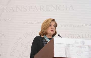 Mensaje de la Mtra. Arely Gómez González con motivo de la entrada en vigor de la Ley General de Responsabilidades Administrativas