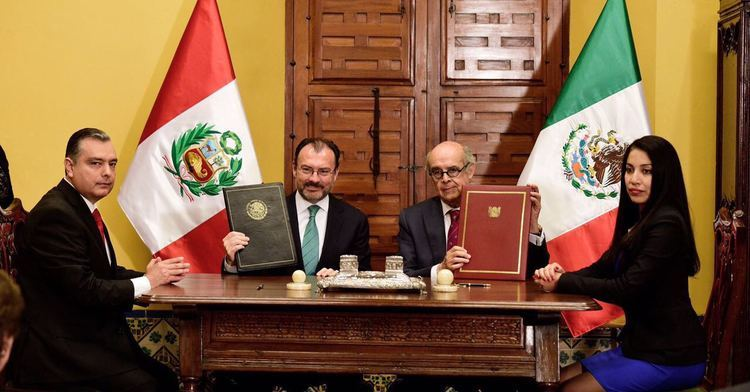 Mexico and Peru Reaffirm Their Strategic Relationship