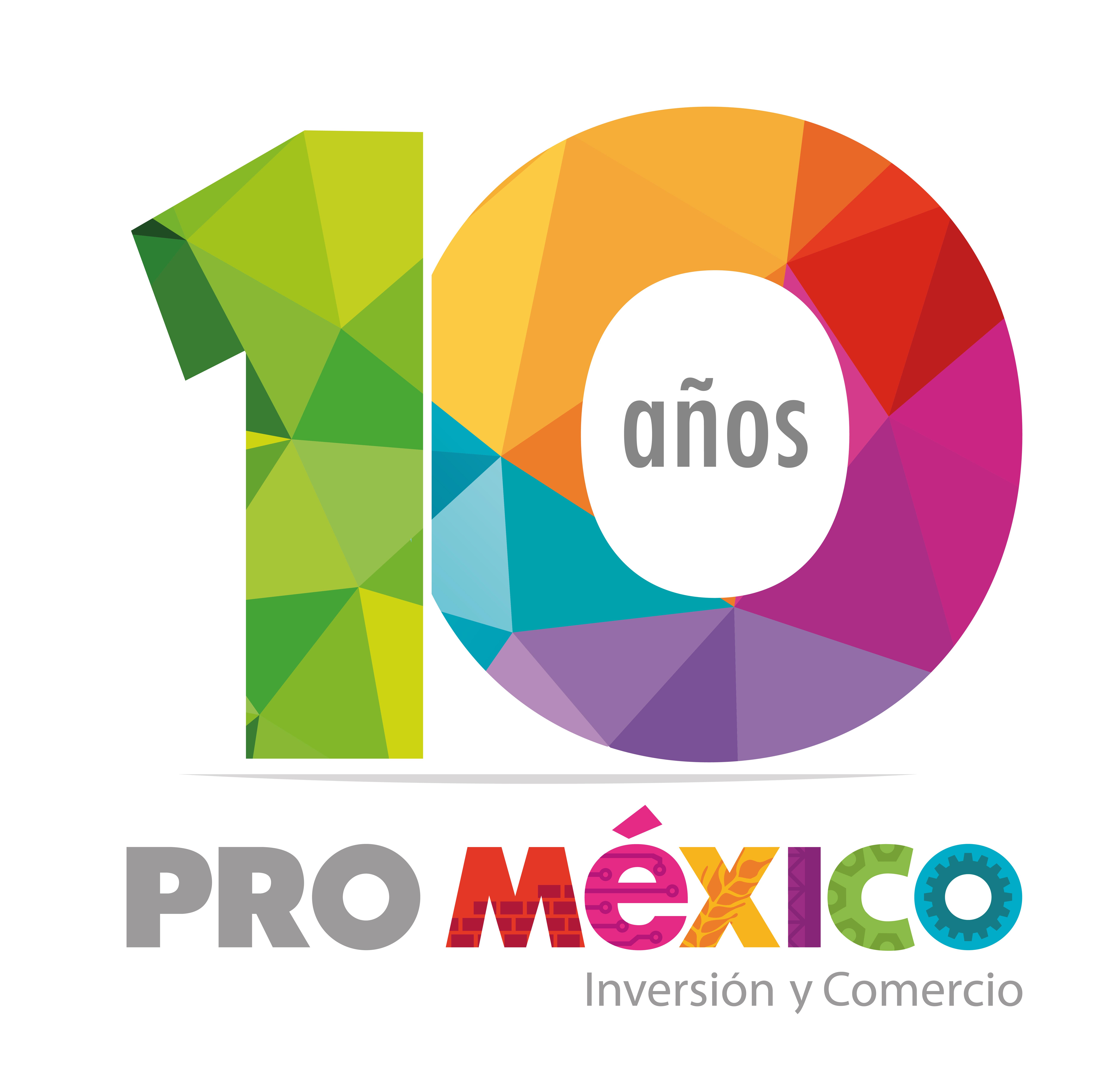 ProMéxico: 10 años llevando México al mundo
