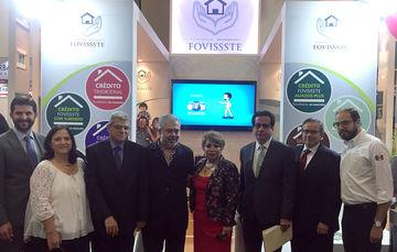 FOVISSSTE reporta avance del 63 por ciento en la colocación sus distintos esquemas de créditos hipotecarios
