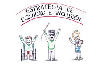 Todos las niñas, niños y jóvenes como tú tienen derecho a recibir una educación de calidad sin ninguna distinción