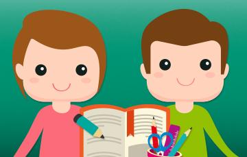 Los niños los intercambiarán entre ellos, la maestra los leerá en voz alta y podrán llevarse nuevos títulos a casa