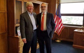 Realiza Subsecretario para América del Norte gira de trabajo a Detroit, Michigan, y Leamington, Canadá