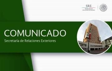 México no reconoce la elección de la Asamblea Nacional Constituyente en Venezuela
