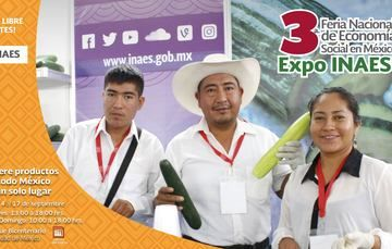 Promocional Expo INAES