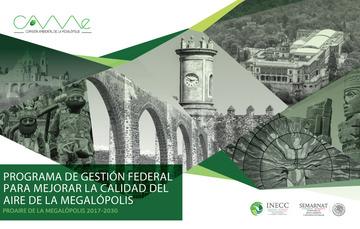 Programa de Gestión federal para mejorar la calidad del aire de la Megalópolis