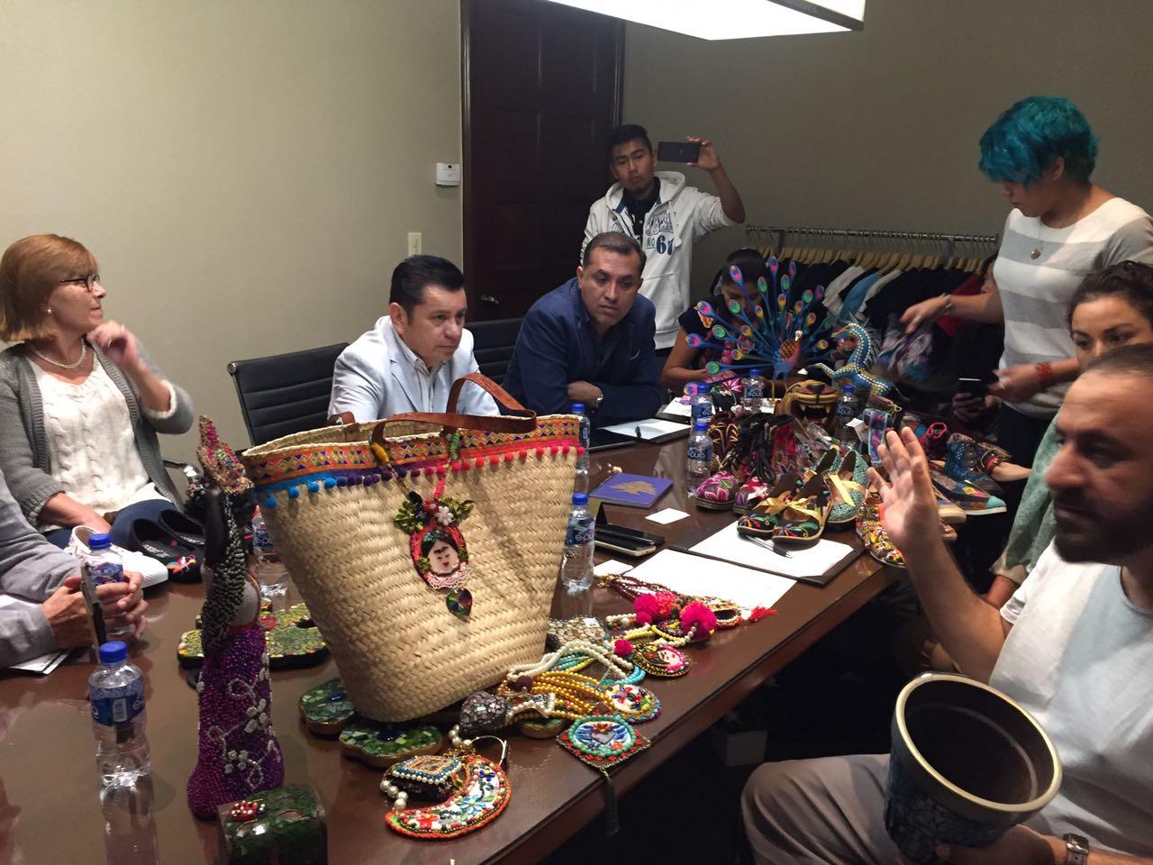 Artesanos mexicanos exportarán a Medio Oriente