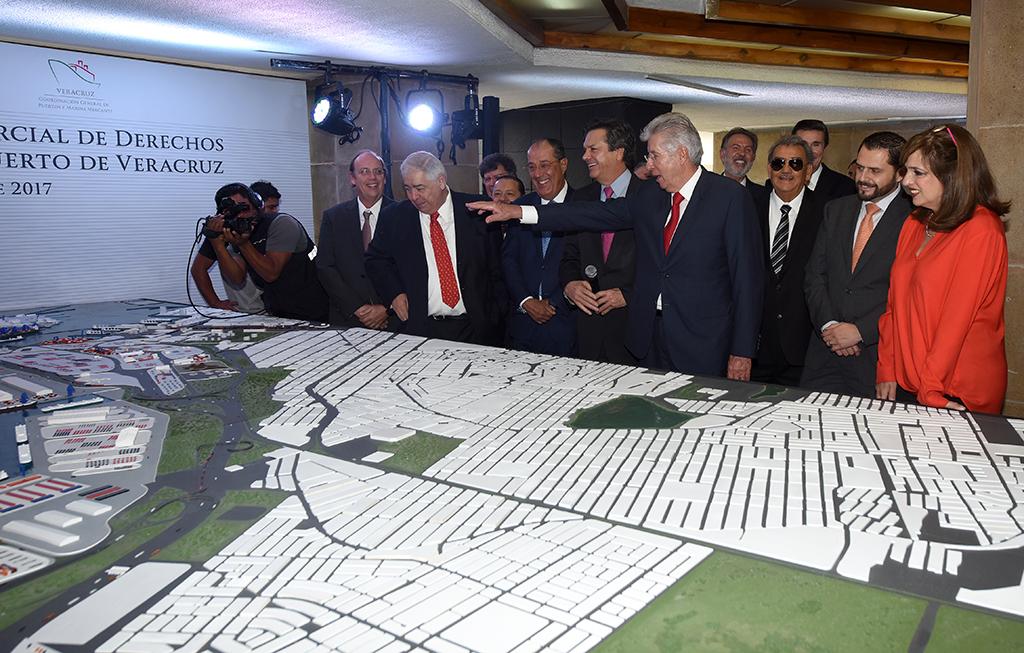 CONFIANZA DE EMPRESARIOS MEXICANOS PARA INVERTIR EN EL #NUEVOPUERTODEVERACRUZ