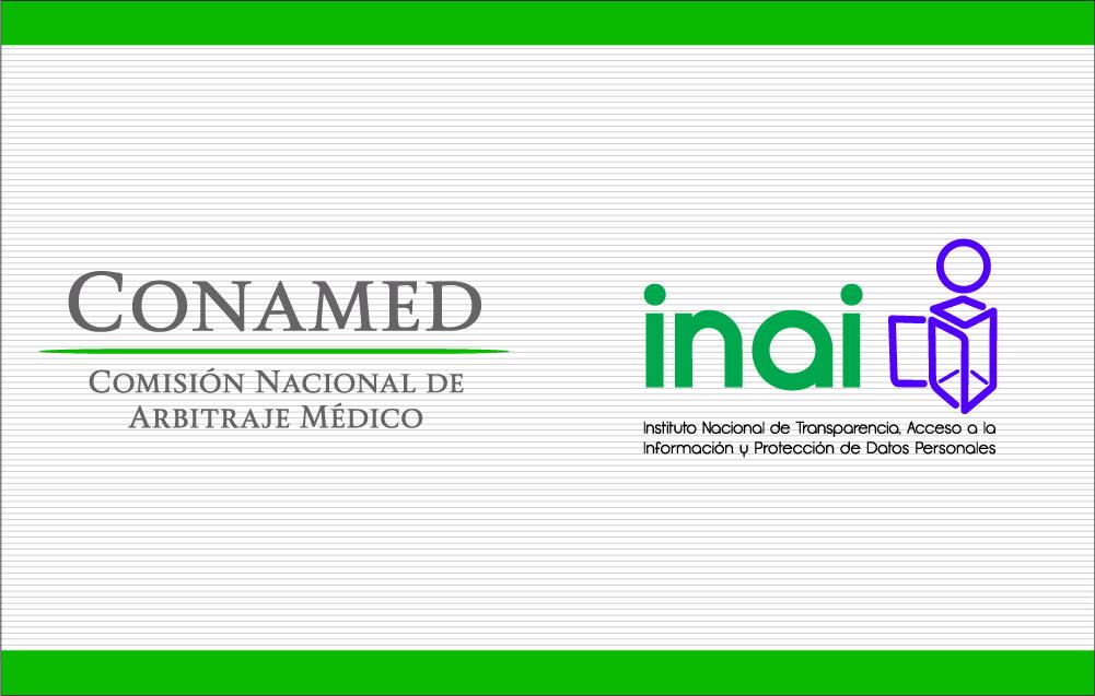 La CONAMED obtiene una calificación de 97.29 puntos de 100 posibles y es reconocida por INAI como el organismo mejor posicionado de la Administración Pública Federal